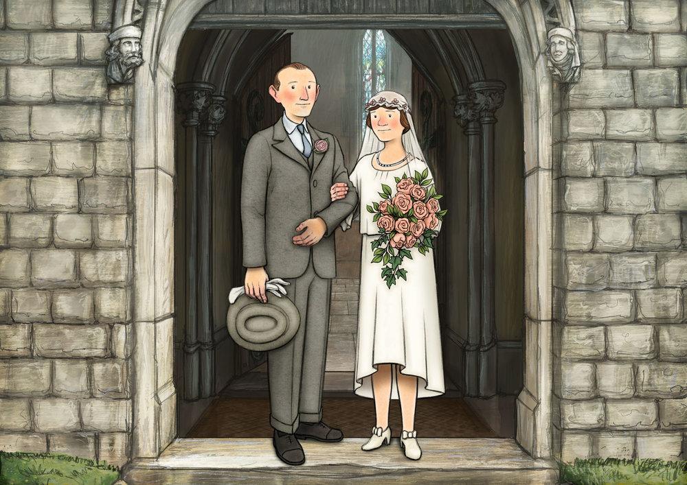 Press Image - Wedding