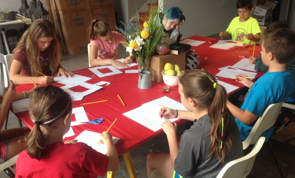 Participants 701 CCA Painting and Drawing Summer Workshop.jpeg