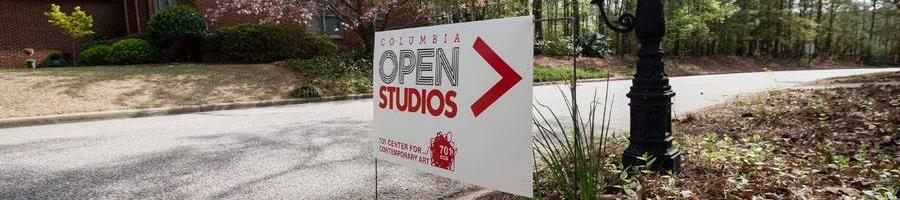 Columbia Open Studios -