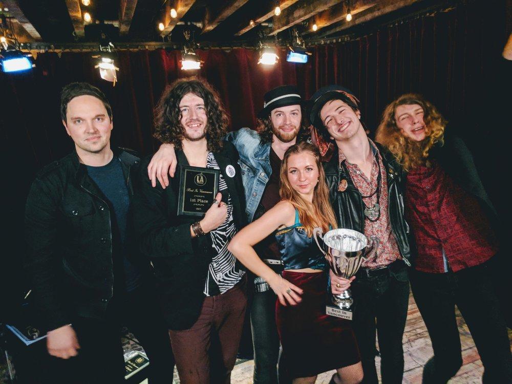 Best in Vancouver Winners