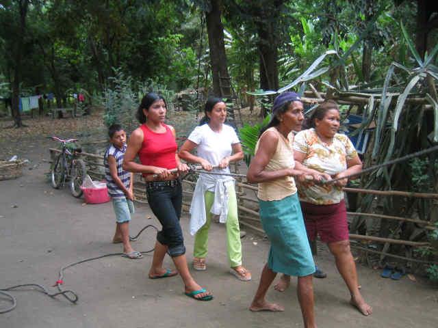 Women in Nicaragua