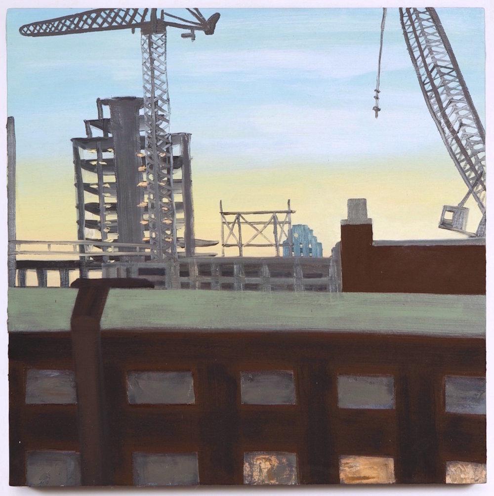 Cranes II