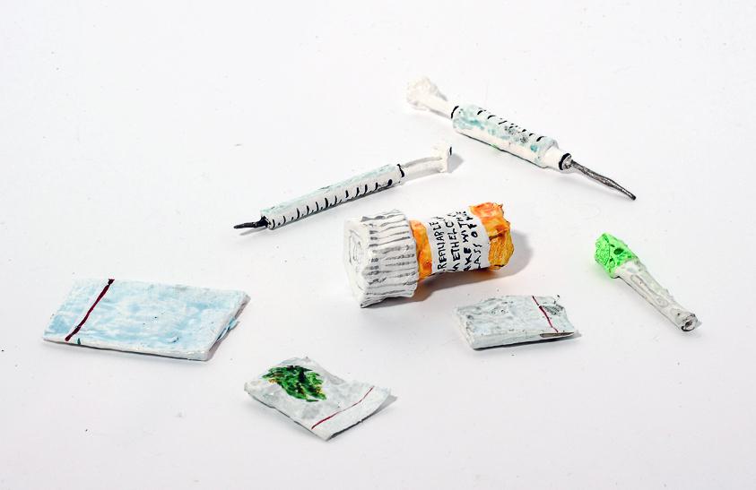 Drug Trash