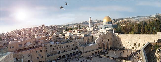 "WE WANT TO SEE THE KING!""רצוננו לראות את מלכינו"" - (Rashi on Parshat Yitro 19:9)"