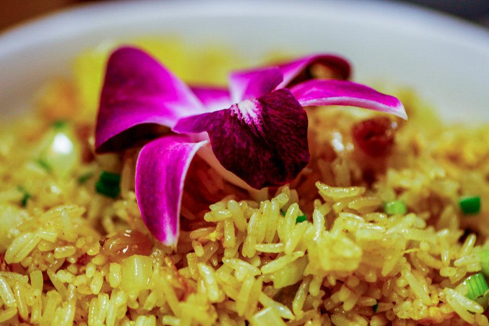 Pinnapple Fried Rice