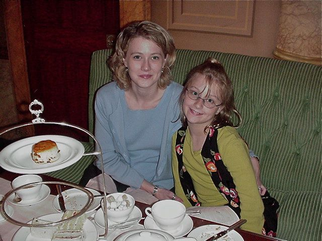 Tea at the Savoy (~1998)