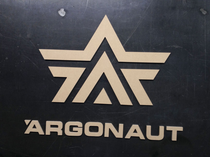 ARGONAUT SIGN, 2014