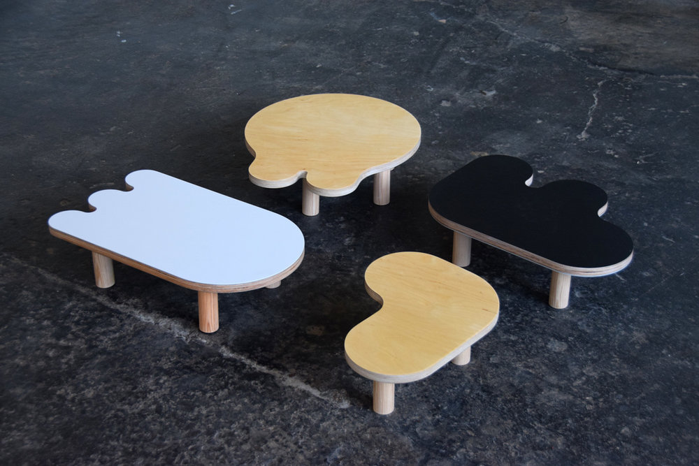 KINDA TABLES  //  Matthew Willams
