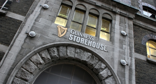 Guinness Storehouse -