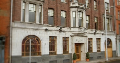 The Clarence Hotel -