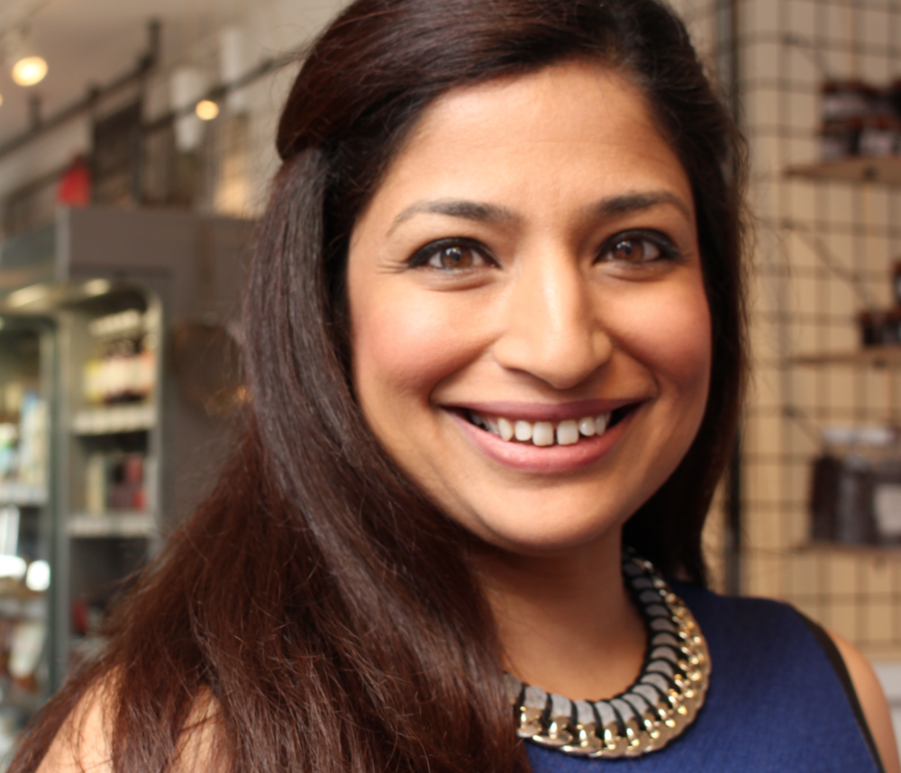 Angela Malik, London Food Board