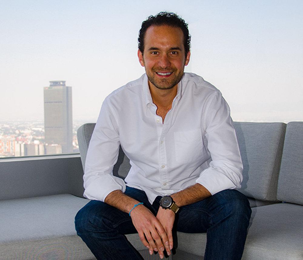 Rodrigo Arévalo, Uber Eats