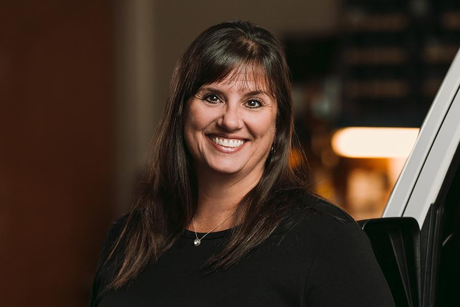 Patti Goodman - Owner/Office Manger