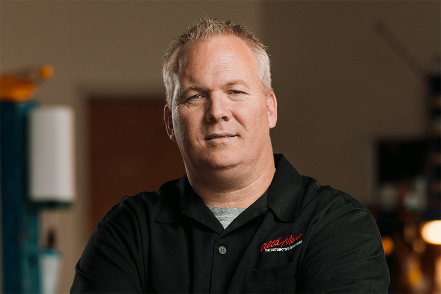 Michael Davison - Production Manager/Installer