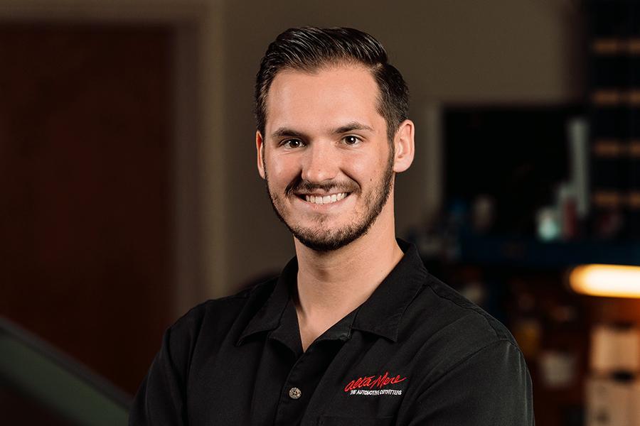 Chandler Goodman - Center Manager