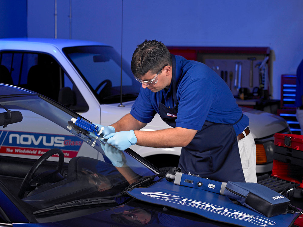 mobile windshield repair in OKC