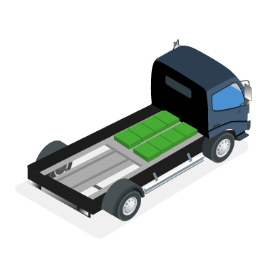 Sales andLeasing  - Electric truck and battery leasing for commercial fleets