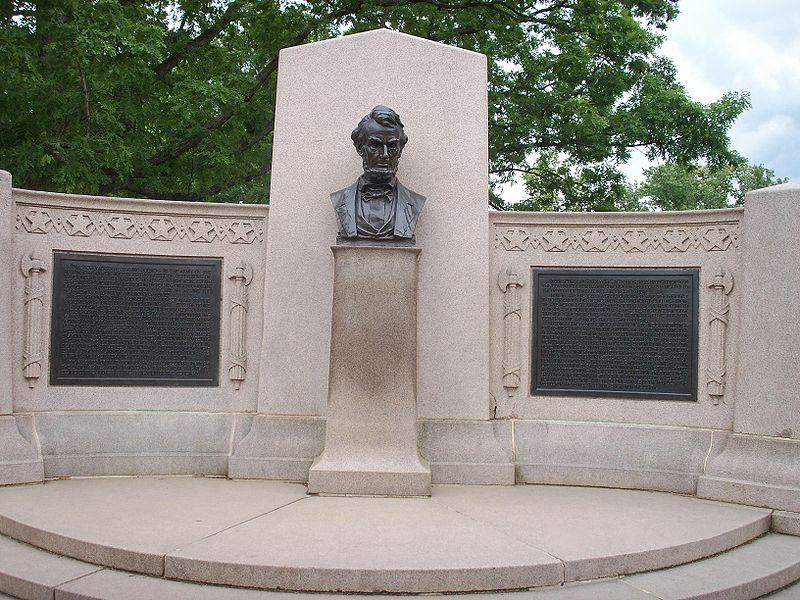 Lincoln's Gettysburgh Memorial