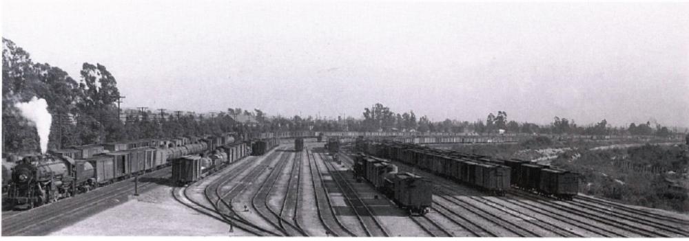 1920s–1980s: The Railroad