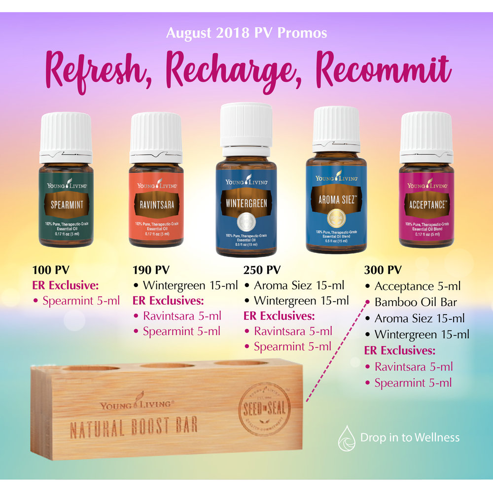 August 2018 Pv Promos Are Here Recharge Reconnect Recommit Yl Thiev 15ml Aug 18 Ditw1 01