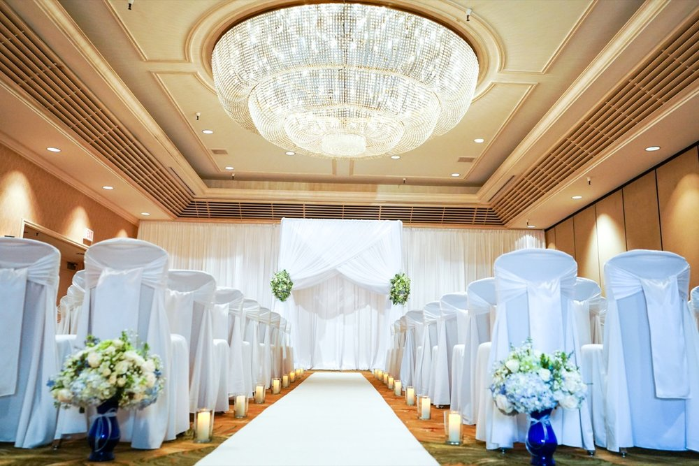 PC: KAI PHOTO | Hyatt Regency Mauka Ballroom