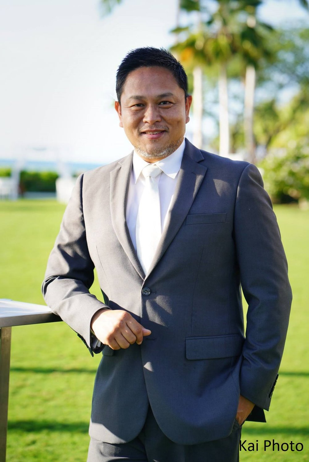 Reverend James Chun