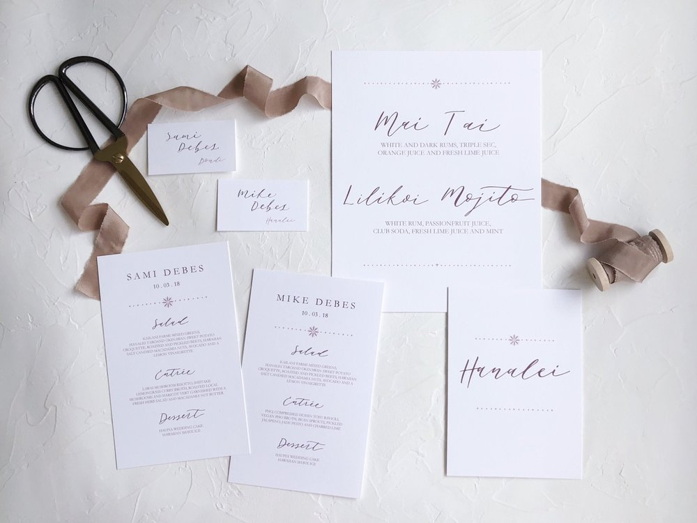 Anna Claire Calligraphy