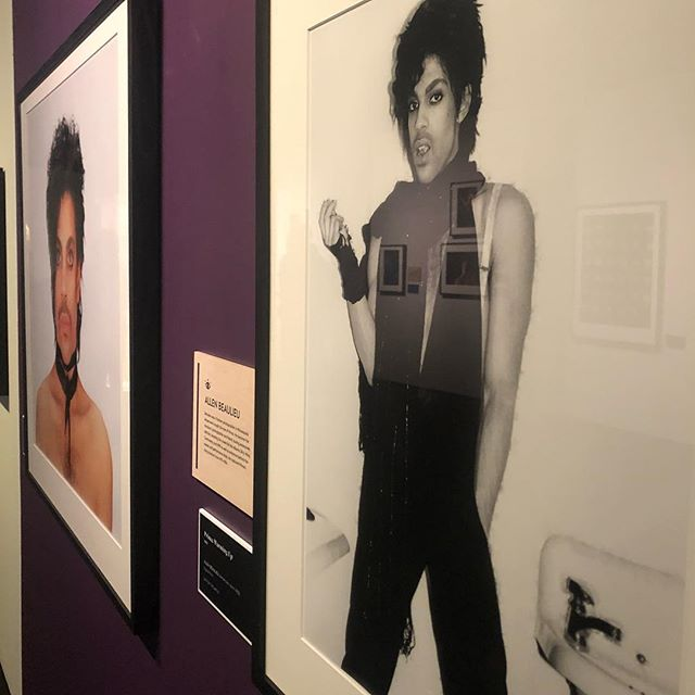 "🎵 diamonds and pearls 🎵 ""Prince From Minneapolis"" opens at @mopopseattle this week, April 6! Press Preview round two in full swing. #pr #prgirlsrock"