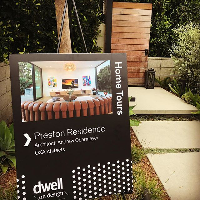 Groundswell project on #dwell on design home tours in Venice Ca. - #groundswelland #landscapearchitecture #landscapedesign #groundswell #venice