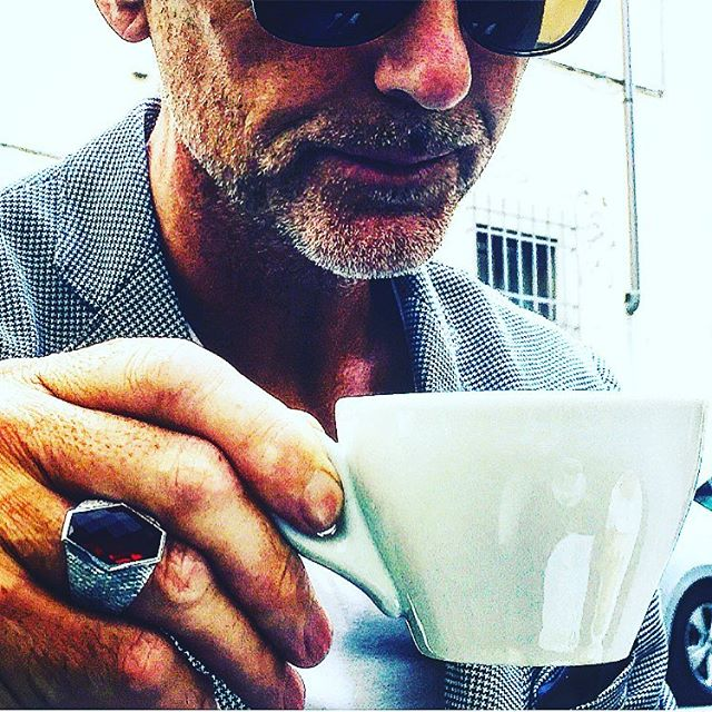 Ciao Firenze....Rummy by Oscar Graves. #pittiuomo #pittipeople #instamoment #design #menstyle #mensfashion #rings #italy #instaphoto #bespoke #tailored #dublin #fashionblogger #styleblogger #luxury #espresso #instafashion #create #menswear #mensweardaily #ootd #style #red #risktakers #art #photography