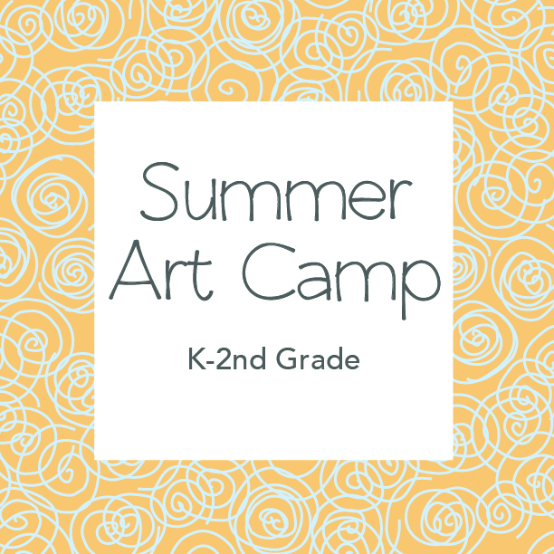 Summer Art Camp, K-2nd Grade.jpg