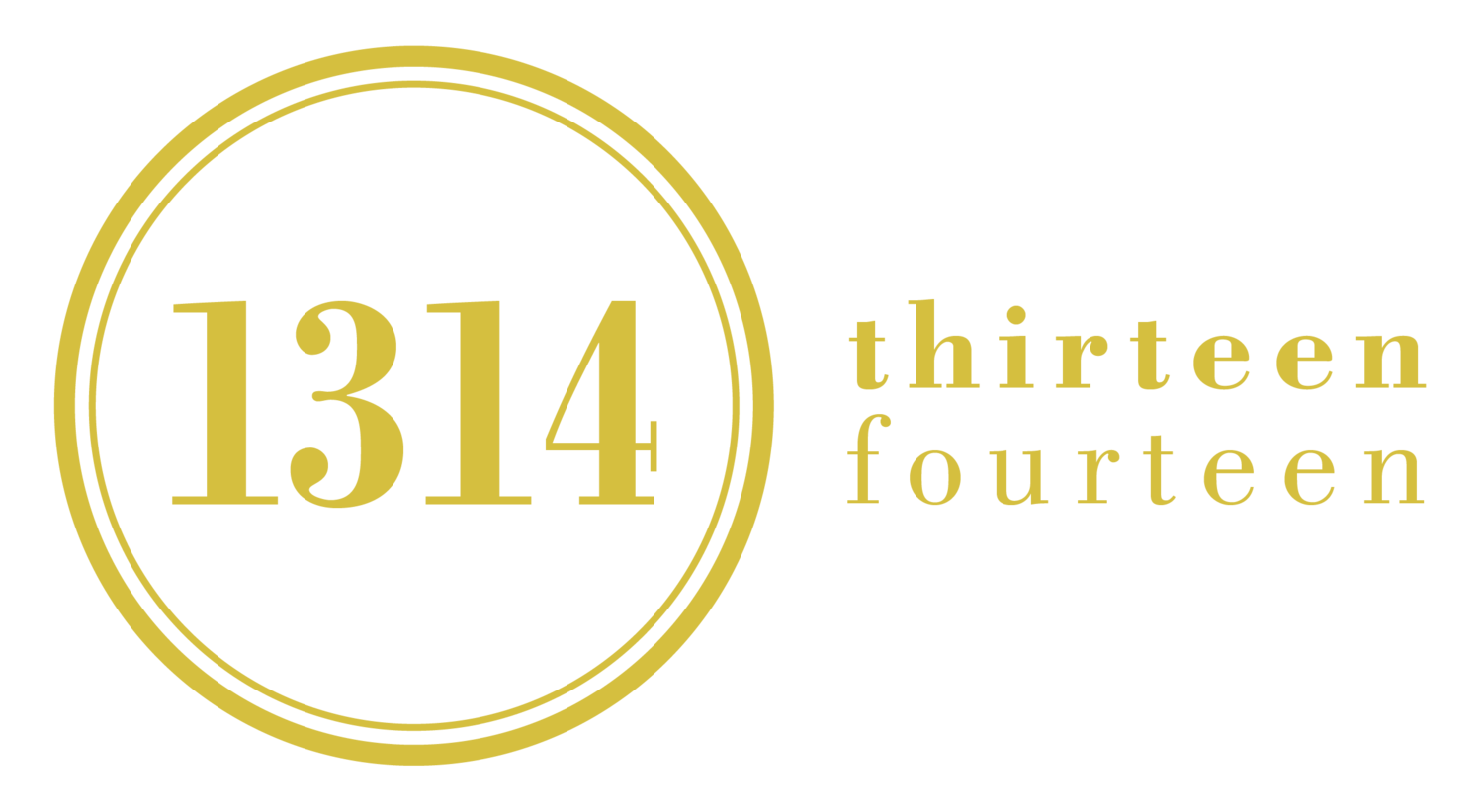 1314 thirteen fourteen
