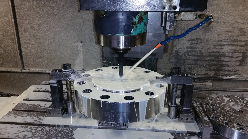 Custom machining to your engineered specifications