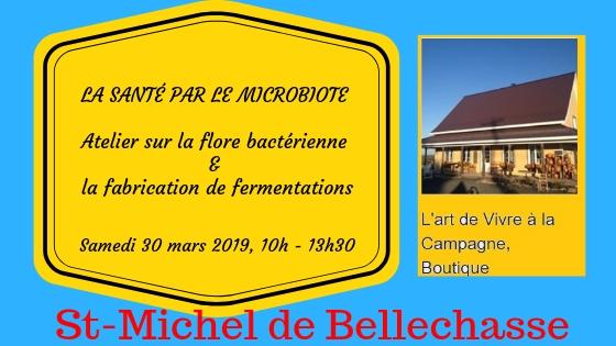 st michel de bellechasse- 30 mars 2019 - Atelier sur la flore bacterienne et fabrication de fermentations.jpg