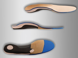 Custom insoles: - Built While You Wait