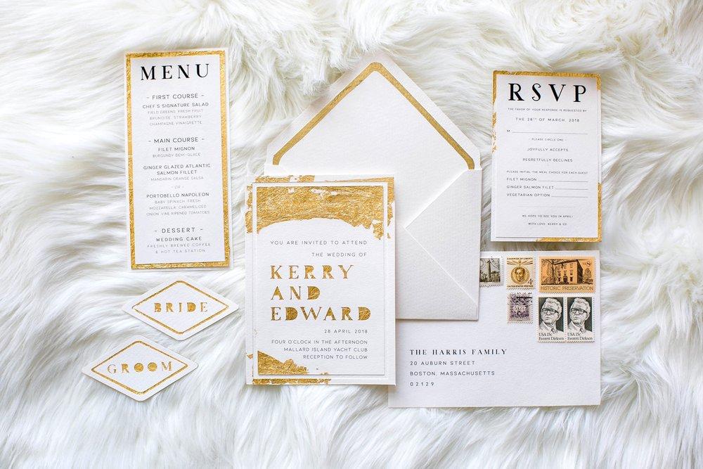 bespoke wedding? - we've got you covered.