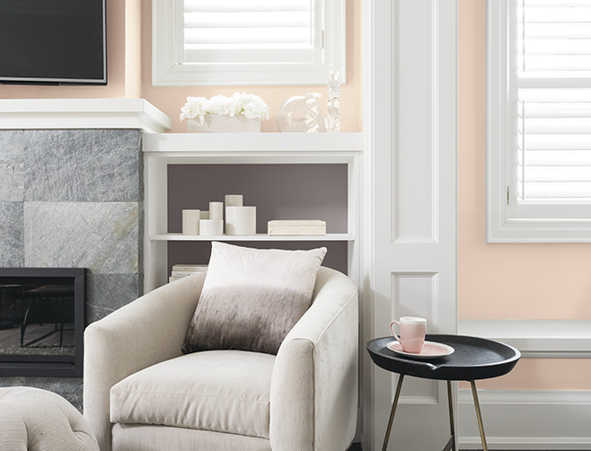 The Retreater theme introduces more nonorganic naturals as well as delicate pastels to the mix. From fleshy neutrals and pale yellows to earth browns and stone greys, these colors create a discreet and neutral-feeling palette that puts the mind at ease.