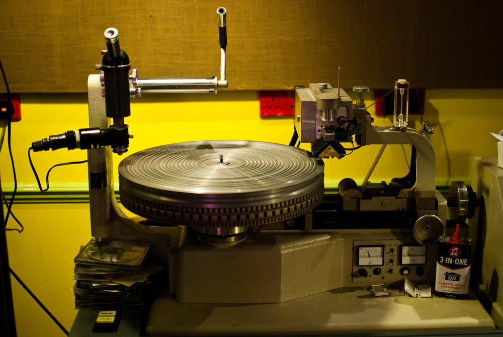 """""""LONDON'S ICONIC MASTERING HOUSES"""" - FACT MAG 2014"""