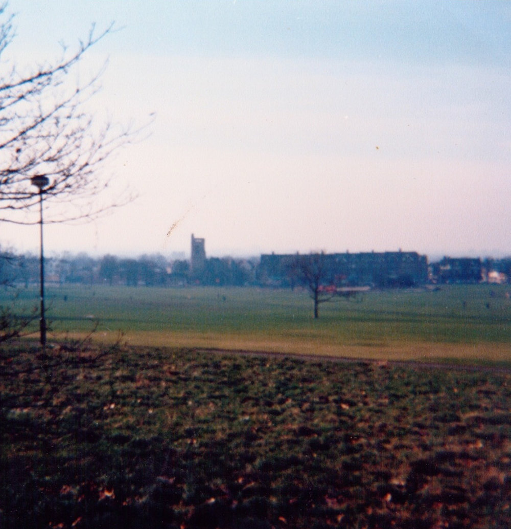 FRAGMENTS : Streatham Common, circa 1989