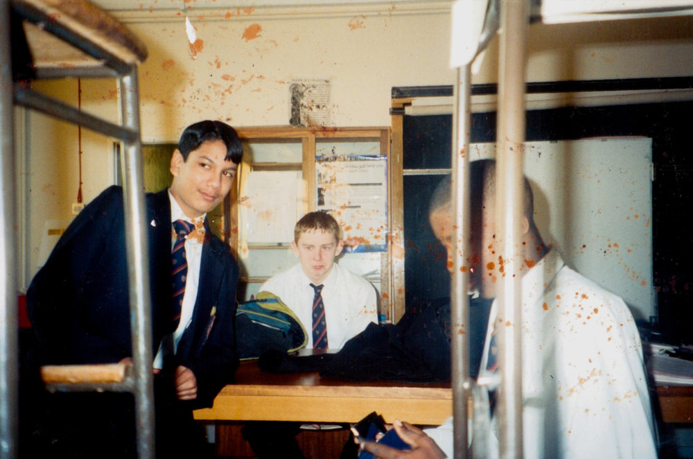 FRAGMENTS: School, 1995