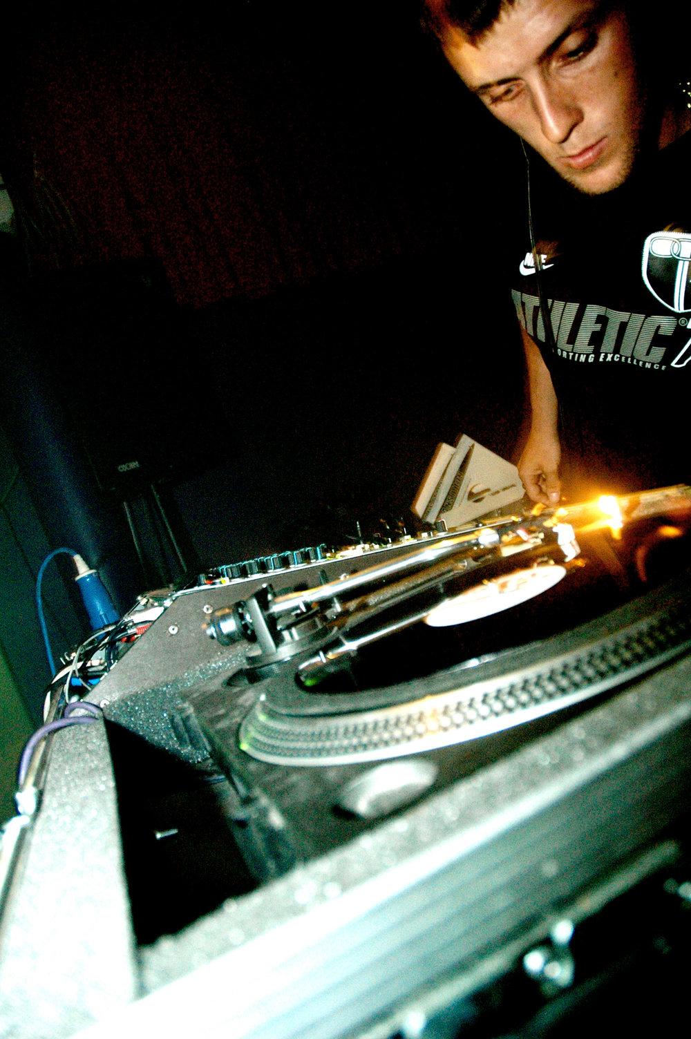 DJ Hatcha, DMZ