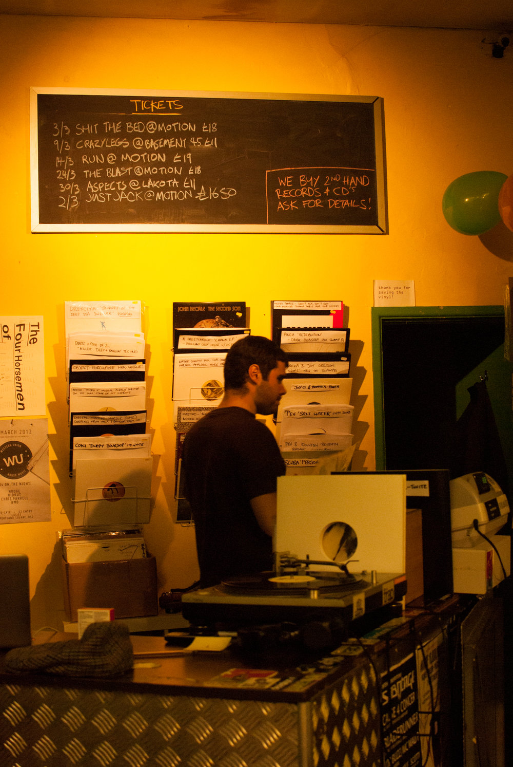 Idle Hands Record Store