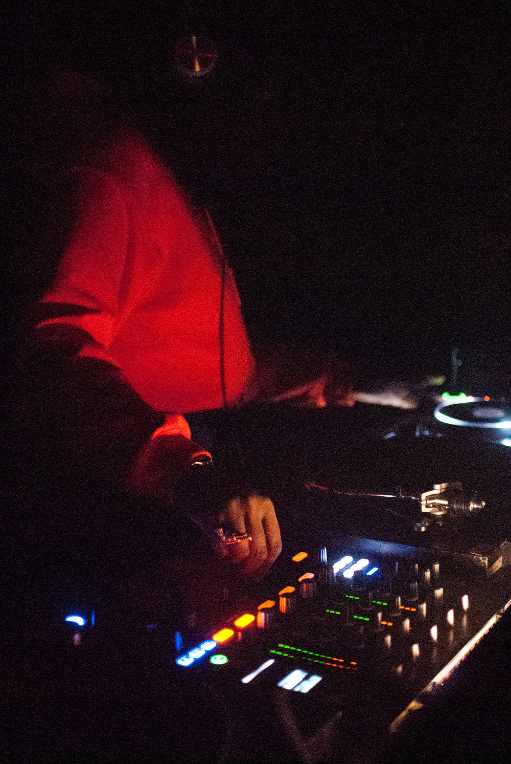 A.G at Corsica Studios by Georgina Cook
