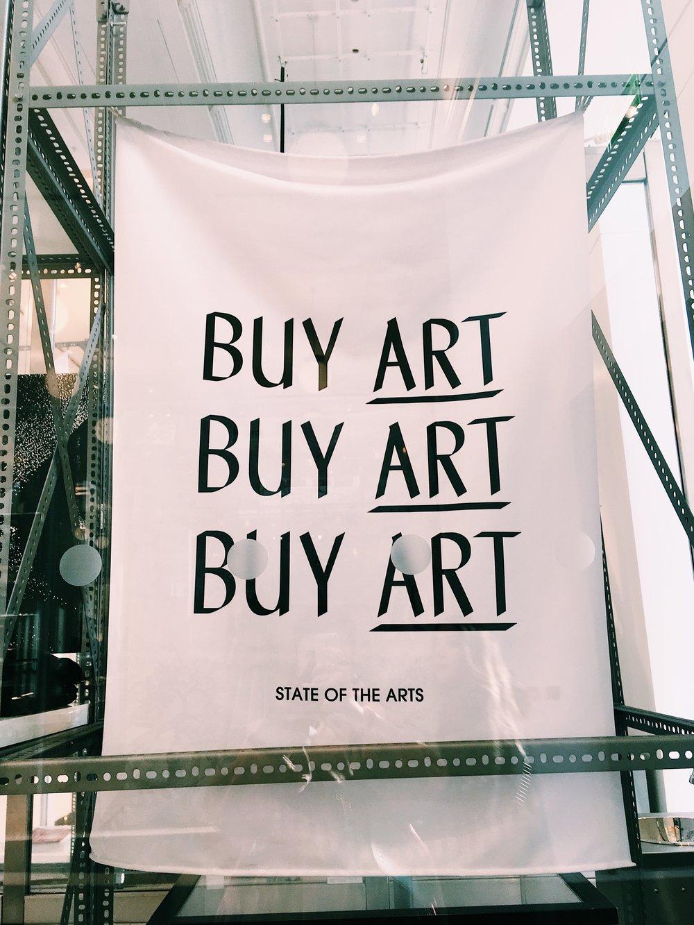 Buy Art! Phone capture