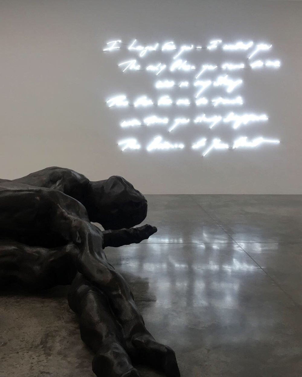 Tracey Emin - When I Sleep & I Longed For You