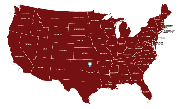 48 Contiguous States - Miller and it's associated firms practice in all 48 contiguous US States. Our corporate office is centrally located in Oklahoma City.