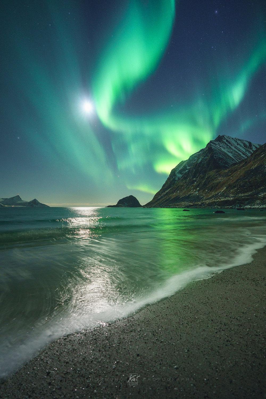Haukland aurora-Kai Hornung.jpg