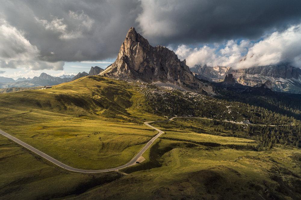 dolomites, Italy -
