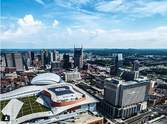 @musiccityaerial - And if your eyes are craving more, follow @musiccityaerial - Same Drone, different views :)