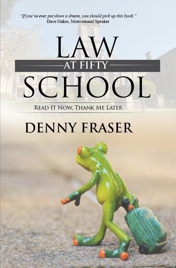 """I wouldn't be surprised if Denny Fraser is a descendant of Mark Twain. His writing ability, storytelling, southern humor, and authentic transparency made this one of my favorite reads in recent memory, maybe ever. Not kidding. It's that good"""